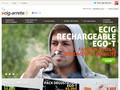 Cigarette électronique - EcigArrete.fr